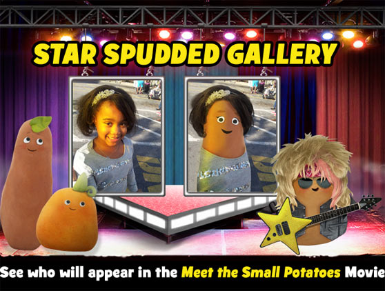 Star Spudded Gallery