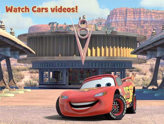 Watch Cars videos!