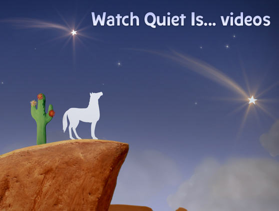 Watch Quiet Is... videos