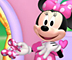 Play Minnie's Bow-Maker!