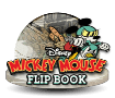 Disney Mickey Mouse Flip Book