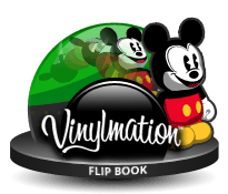 Vinylmation Flip Book