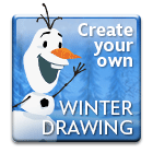 Frozen Digital Painter