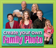Good Luck Charlie Photo Mashup