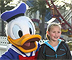 Walt Disney Parks: A Donald Duck Surprise
